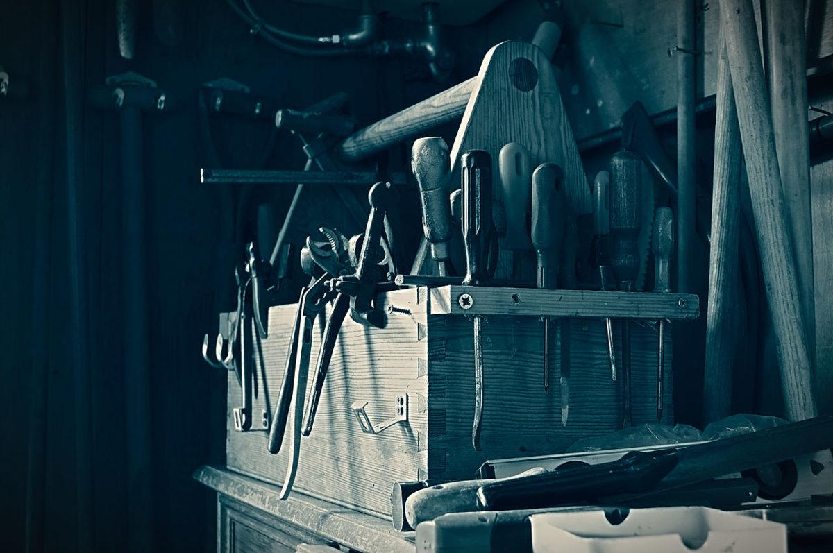 Les outils à posséder chez soi   : les indispensables