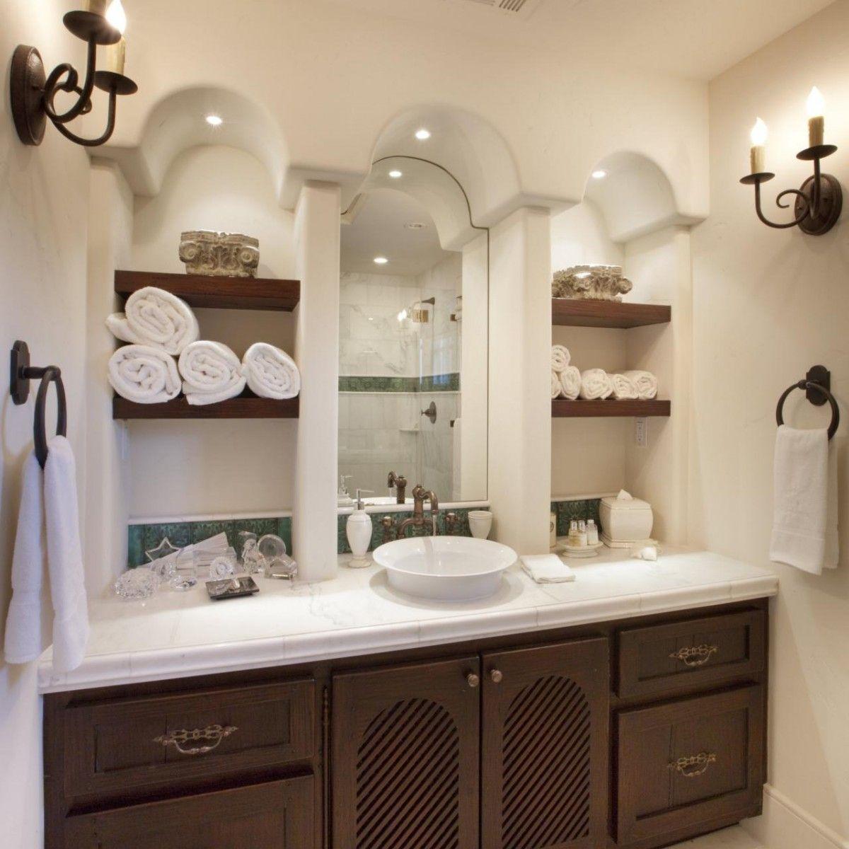 salle de bain les astuces pour optimiser les petites. Black Bedroom Furniture Sets. Home Design Ideas