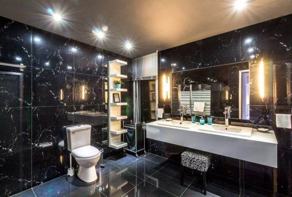 La salle de bain moderne : un peu d'histoire…