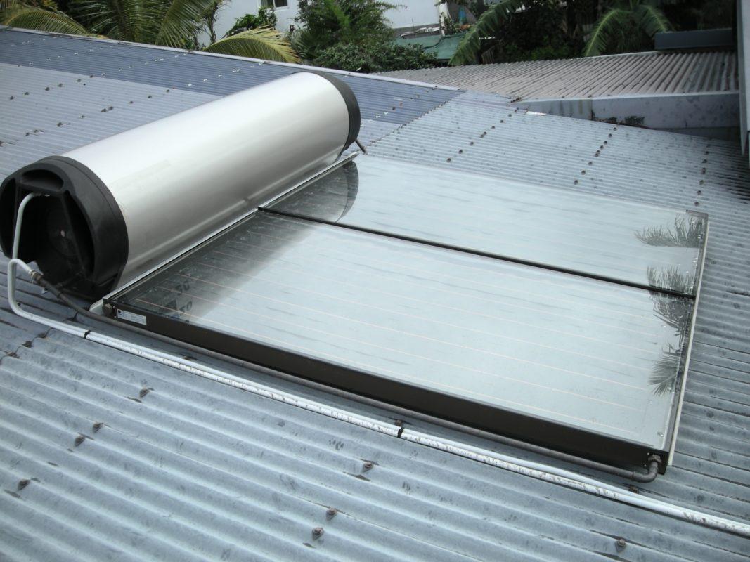Chauffe-eau solaire : quelques explications !